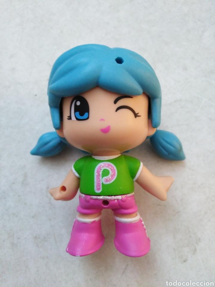 Otras Muñecas de Famosa: Lote de 10 muñecas pin y pon modernos ( famosa ) - Foto 10 - 246186890