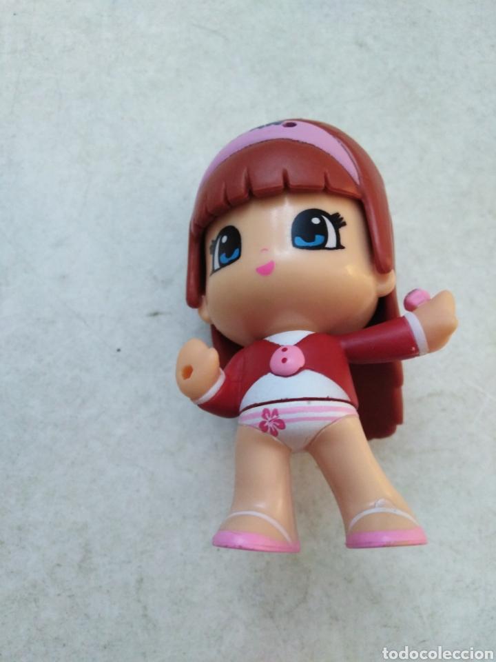 Otras Muñecas de Famosa: Lote de 10 muñecas pin y pon modernos ( famosa ) - Foto 14 - 246186890