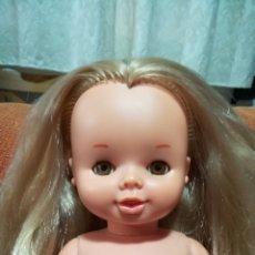 Otras Muñecas de Famosa: MUÑECA LEILA? CON CUERPO DE CAROL? DE FAMOSA AÑOS 60. Lote 246283165