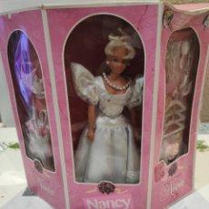 Otras Muñecas de Famosa: FAMOSA, NANCY NOVIA.1998.. Lote 246702085