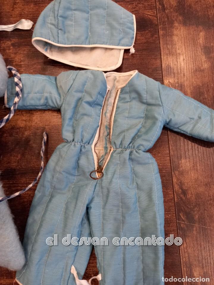 Otras Muñecas de Famosa: NENUCO de Famosa. Muñeco antiguo y ropa original. VER FOTOS - Foto 3 - 247206365