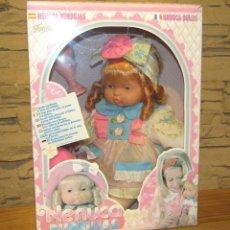 Otras Muñecas de Famosa: ANTIGUA MUÑECA NENUCA BURBUJAS - FAMOSA - NUEVA Y EN SU CAJA ORIGINAL - NUNCA JUGADA. Lote 247346405