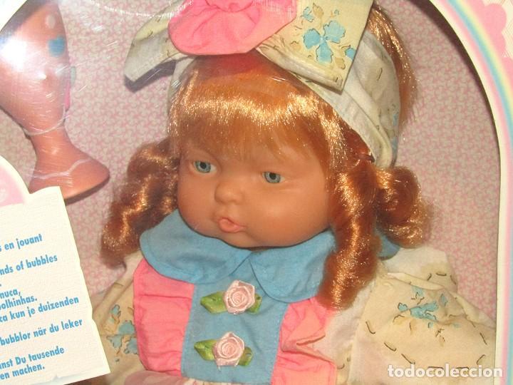 Otras Muñecas de Famosa: ANTIGUA MUÑECA NENUCA BURBUJAS - FAMOSA - NUEVA Y EN SU CAJA ORIGINAL - NUNCA JUGADA - Foto 2 - 247346405