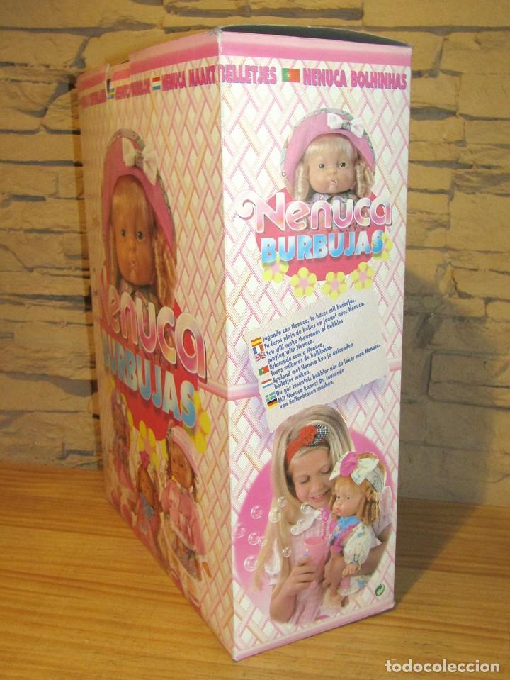 Otras Muñecas de Famosa: ANTIGUA MUÑECA NENUCA BURBUJAS - FAMOSA - NUEVA Y EN SU CAJA ORIGINAL - NUNCA JUGADA - Foto 6 - 247346405