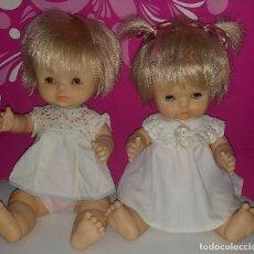 Otras Muñecas de Famosa: LOTE DE ANTIGUOS Y BONITOS MUÑECOS CHIQUITINES SEXADOS DE FAMOSA AÑOS 70. Lote 248486455