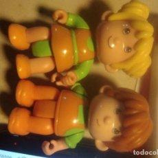 Otras Muñecas de Famosa: PAREJA DE MUÑECO PIN Y PON 1999 DE FAMOSA. PINYPON. Lote 249572700