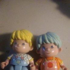 Otras Muñecas de Famosa: PAREJA DE MUÑECO PIN Y PON 1999 DE FAMOSA. PINYPON. Lote 249574400