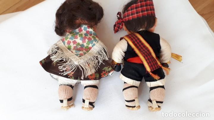 Otras Muñecas de Famosa: PAREJA DE GEMELINES REGIONALES DE FAMOSA - Foto 4 - 249587860
