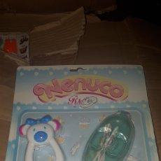Otras Muñecas de Famosa: BLISTER COMPLEMENTOS NENUCO ORIGINAL DE FAMOSA 2000. Lote 251145070