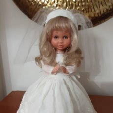 Otras Muñecas de Famosa: MUÑECA LOURDES DE FAMOSA DE LA ÉPOCA DE NANCY. Lote 251524430