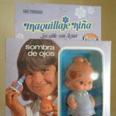 Otras Muñecas de Famosa: MUÑECA PARA MAQUILLAJE DE NIÑA.SOMBRA DE OJOS. Lote 252145750