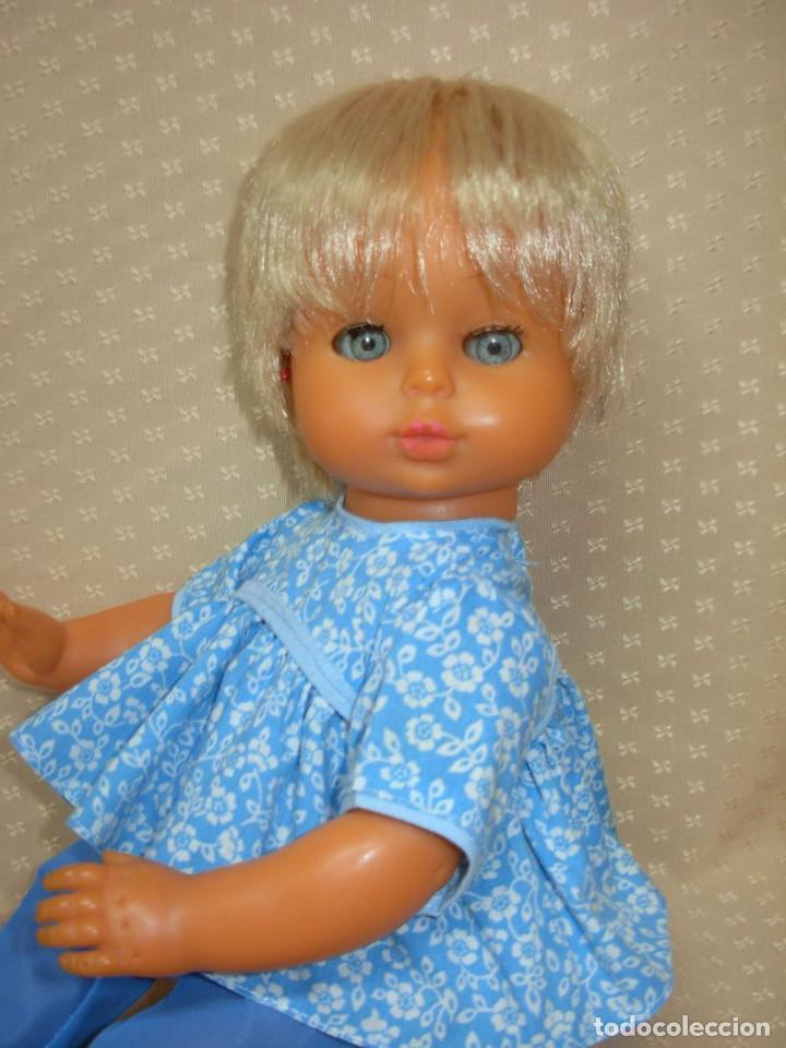 Otras Muñecas de Famosa: Muñeco Italiano Migliorati años 60 *ojos de intenso azul* ropa original - Foto 3 - 253560350