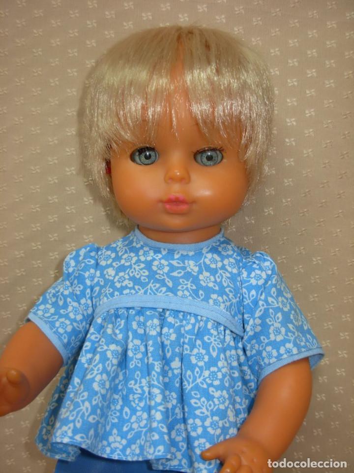 Otras Muñecas de Famosa: Muñeco Italiano Migliorati años 60 *ojos de intenso azul* ropa original - Foto 4 - 253560350