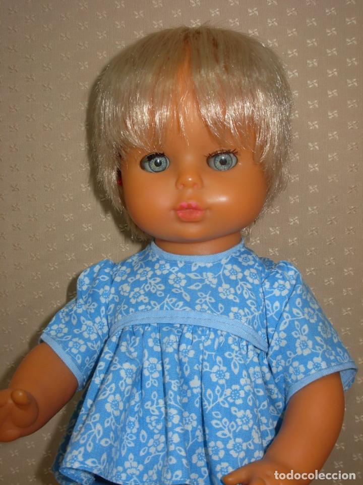 Otras Muñecas de Famosa: Muñeco Italiano Migliorati años 60 *ojos de intenso azul* ropa original - Foto 5 - 253560350