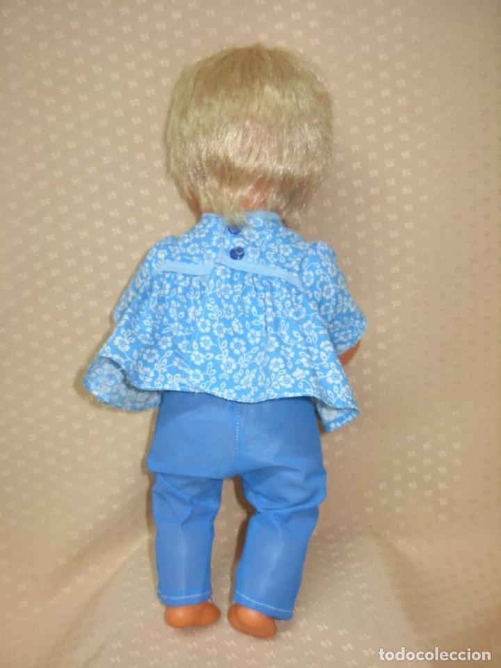 Otras Muñecas de Famosa: Muñeco Italiano Migliorati años 60 *ojos de intenso azul* ropa original - Foto 7 - 253560350