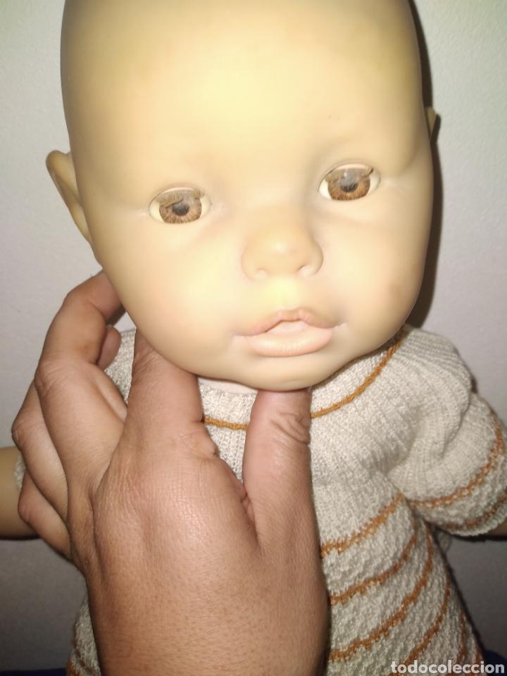 Otras Muñecas de Famosa: GRAN MUÑECO/BEBÉ DE BERJUSA, AÑOS 80. MIDE 60 CM - Foto 2 - 253574875