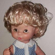 Altre Bambole di Famosa: DIFICIL CURRIN CURRINA BLANCA DE FAMOSA PRIMER MOLDE 1969 OJOS MARGARITA MIEL CLARITO TAMAÑO NANCY. Lote 253992960