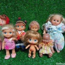 Otras Muñecas de Famosa: LOTE 7 MUÑECAS DE FAMOSA Y OTRAS MARCAS. Lote 254935385