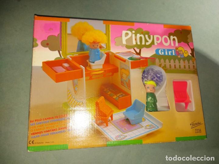 PINYPON 2336 - CASITA PELUQUERIA - PIN Y PON (Juguetes - Muñeca Española Moderna - Otras Muñecas de Famosa)