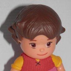 Otras Muñecas de Famosa: PEQUEÑA MUÑECA HEIDI DE LA FAMOSA. Lote 255340725