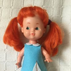 Otras Muñecas de Famosa: DIFICIL MUÑECA GOYITA PELIRROJA DE FAMOSA EPOCA NANCY. Lote 255553180