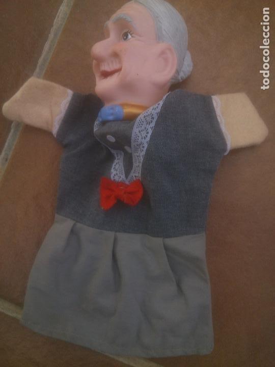 Otras Muñecas de Famosa: LOTE ANTIGUO GUIÑOL, MARIONETA, DE FAMOSA. - Foto 4 - 258058615