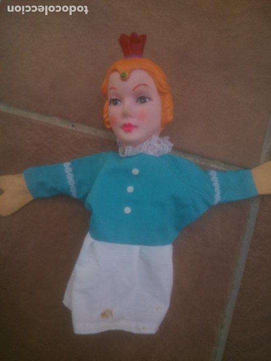 Otras Muñecas de Famosa: LOTE ANTIGUO GUIÑOL, MARIONETA, DE FAMOSA. - Foto 6 - 258058615
