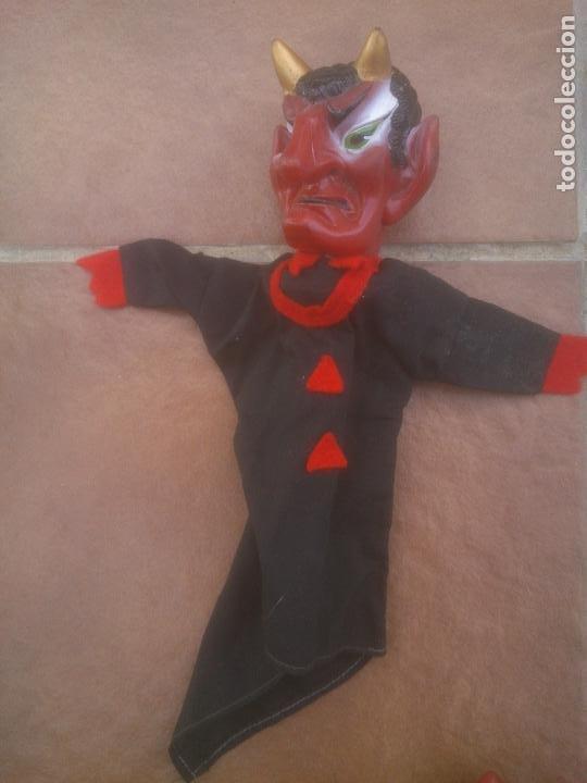 Otras Muñecas de Famosa: LOTE ANTIGUO GUIÑOL, MARIONETA, DE FAMOSA. - Foto 7 - 258058615