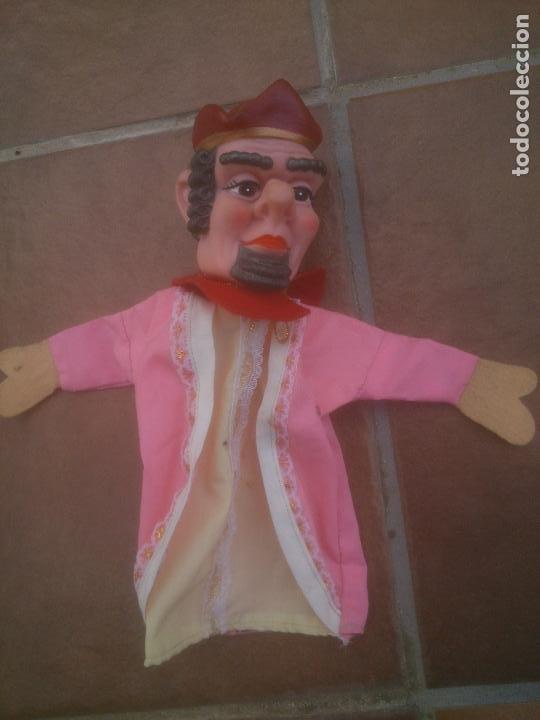 Otras Muñecas de Famosa: LOTE ANTIGUO GUIÑOL, MARIONETA, DE FAMOSA. - Foto 8 - 258058615
