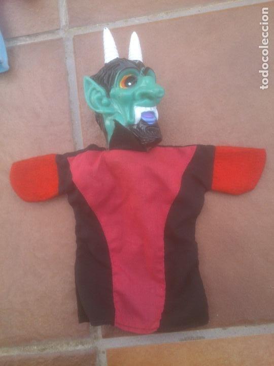 Otras Muñecas de Famosa: LOTE ANTIGUO GUIÑOL, MARIONETA, DE FAMOSA. - Foto 10 - 258058615