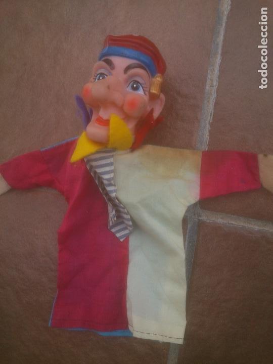 Otras Muñecas de Famosa: LOTE ANTIGUO GUIÑOL, MARIONETA, DE FAMOSA. - Foto 11 - 258058615