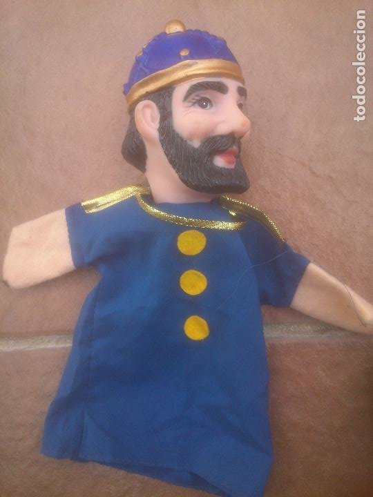 Otras Muñecas de Famosa: LOTE ANTIGUO GUIÑOL, MARIONETA, DE FAMOSA. - Foto 12 - 258058615