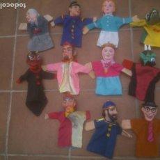 Otras Muñecas de Famosa: LOTE ANTIGUO GUIÑOL, MARIONETA, DE FAMOSA.. Lote 258058615