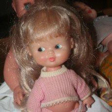 Otras Muñecas de Famosa: MUÑECA CHERRY DE FAMOSA CON ROPA ORIGINAL. Lote 260662130