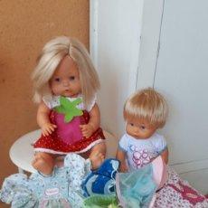 Otras Muñecas de Famosa: LOTE DE NENUCO CON MUCHA ROPITA. Lote 261631710