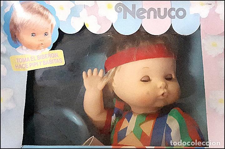 Otras Muñecas de Famosa: MUÑECO NENUCO SOLETE EN CAJA ORIGINAL - Foto 3 - 262864145