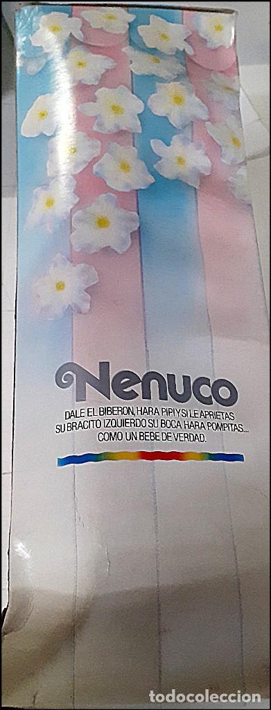 Otras Muñecas de Famosa: MUÑECO NENUCO SOLETE EN CAJA ORIGINAL - Foto 4 - 262864145