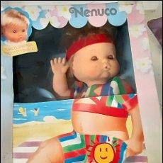 Otras Muñecas de Famosa: MUÑECO NENUCO SOLETE EN CAJA ORIGINAL. Lote 262864145