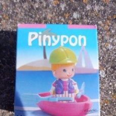 Autres Poupées de Famosa: PIN Y PON PINYPON 2356 BARQUERO EN CAJA CERRADA, FAMOSA SPAIN 1992. Lote 269438013