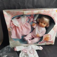 Otras Muñecas de Famosa: NENUCO NENUCA TROUSSEAU 1988 NUEVO EN CAJA FAMOSA. Lote 270345713
