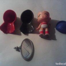 Otras Muñecas de Famosa: LOTE PEQUEÑO DE PINYPON PIN Y PON. Lote 271960843