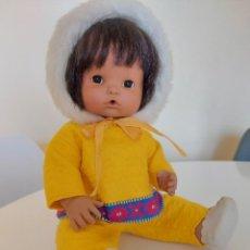 Otras Muñecas de Famosa: NENUCO ESQUIMAL DE FAMOSA AÑOS 80. Lote 272060178
