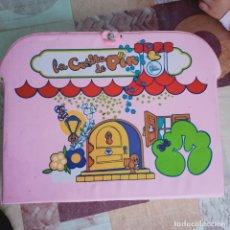 Otras Muñecas de Famosa: PIN Y PON - MALETIN LA CASITA DE PIN Y PON VER FOTOS!+ EXTRAS. Lote 273524623