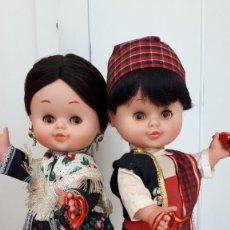 Otras Muñecas de Famosa: MIMITOS REGIONALES DE FAMOSA. Lote 275788498
