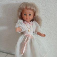 Otras Muñecas de Famosa: NANCY ,DE PRIMERA COMUNIÓN,MIDE 40 CM,DEL 2.005. Lote 276356023