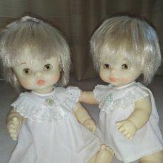 Otras Muñecas de Famosa: PRECIOSA PAREJA DE CHIQUITINES. Lote 276908203