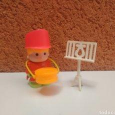 Otras Muñecas de Famosa: PINYPIN. MUÑECO PIN Y PON MUSICO CON TAMBOR. Lote 277033463