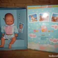 Otras Muñecas de Famosa: ANTIGUO MUÑECO BABY CHIQUITIN, DE FAMOSA - NUEVO Y EN SU CAJA ORIGINAL - AÑO 1993. Lote 277114428