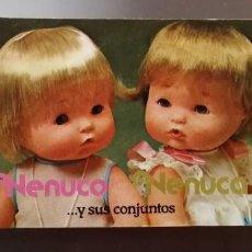 Otras Muñecas de Famosa: CATÁLOGO DE NENUCO 1979. Lote 277146218
