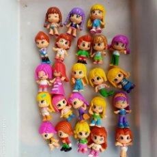 Otras Muñecas de Famosa: LOTE DE 23 MUÑECAS PIN Y PON FAMOSA. Lote 278603448